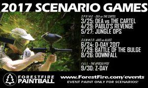 2017 Scenario Games